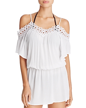 Becca by Rebecca Virtue Siren Ring Dress Swim Cover-Up