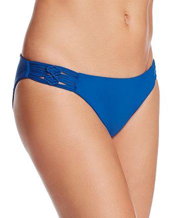 Red Carter - Macramé Side Bikini Bottom