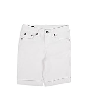 True Religion Boys' Geno Rolled Cuff Shorts - Little Kid