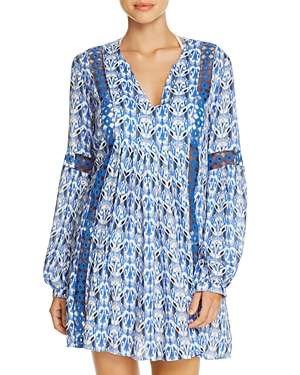 Ella Moss Tunic Swim Cover-Up