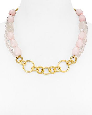 Stephanie Kantis - Current Collar Necklace, 16""