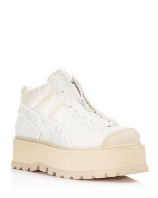 fenty platform shoes
