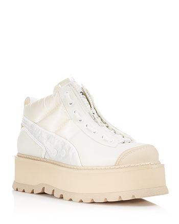 cfc596df959a17 FENTY Puma x Rihanna - Women s Platform Sneaker Boots