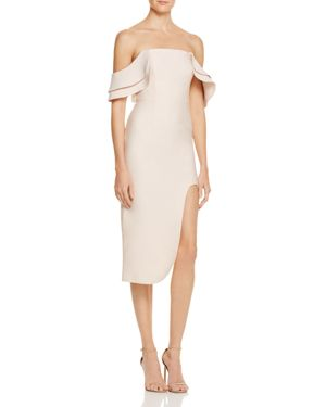 C/Meo Collective First Impression Off-the-Shoulder Dress