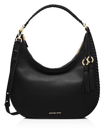 393e07373fff MICHAEL Michael Kors - Lauryn Large Leather Shoulder Bag