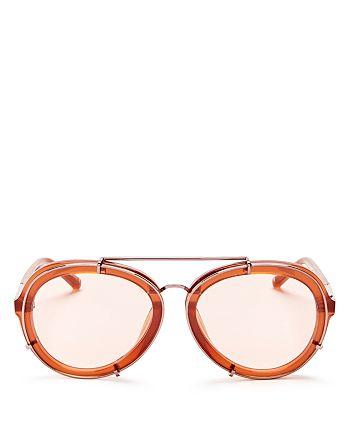 3.1 Phillip Lim - Women's Aviator Sunglasses, 60mm