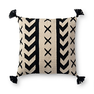 Loloi Tribal Decorative Pillow, 18 x 18