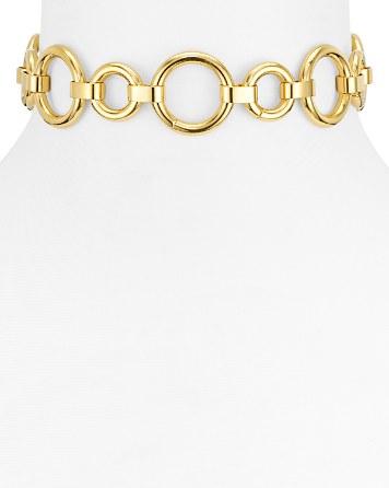 $Vita Fede Moneta Choker Necklace, 14