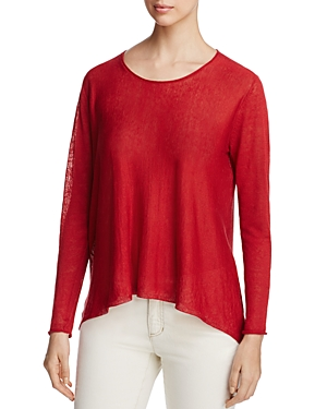 Eileen Fisher Petites Crewneck Sweater