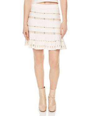 Sandro Nola Textured Knit Dress