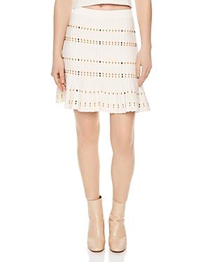 Sandro Nola Textured Knit Dress