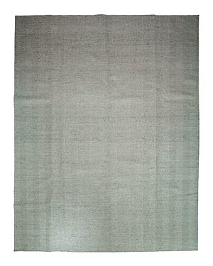Flat Weave Collection Oriental Area Rug, 9'1 x 12'1