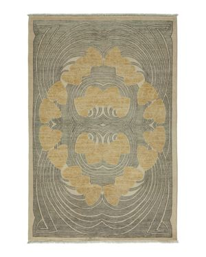 Shalimar Collection Oriental Rug, 4'1 x 6'3