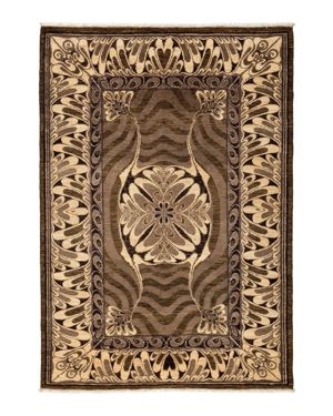 Shalimar Collection Oriental Rug, 6' x 8'6
