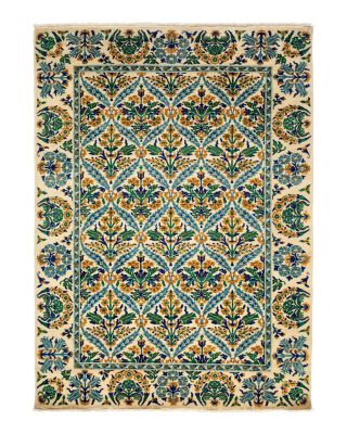 "Bloomingdale's Morris Collection Oriental Rug, 6'2"" x 8'8"""