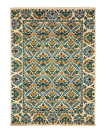 """Solo Rugs - Morris Collection Oriental Rug, 6'2"""" x 8'8"""""""