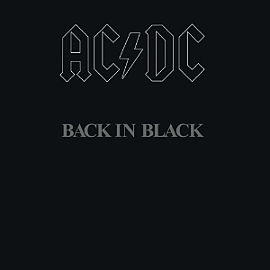 Baker & Taylor Ac/Dc, Back in Black Vinyl Record