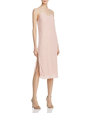 Nbd Wynnona Pleated Slip Dress