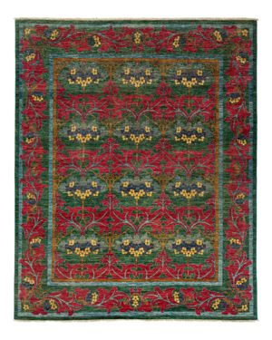 Morris Collection Oriental Rug, 8'1 x 9'10