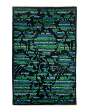 Morris Collection Oriental Rug, 4'1 x 6'3