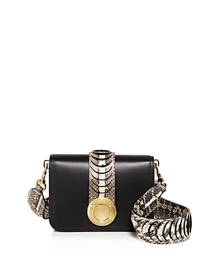 Salvatore Ferragamo Vittoria Leather Crossbody