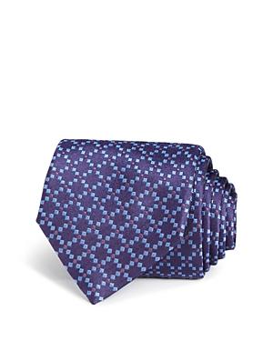 Title of Work Geometric Quad Classic Tie