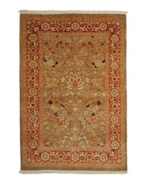 Valley Collection Oriental Rug, 4'2 x 6'