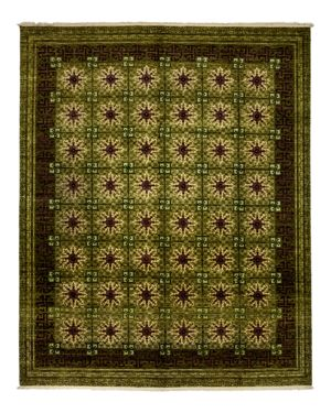Suzani Collection Oriental Area Rug, 8'3 x 10'3