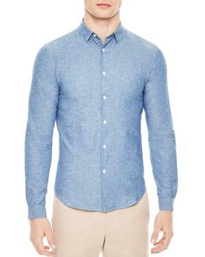 Sandro Eternal Slim Fit Button-Down Shirt