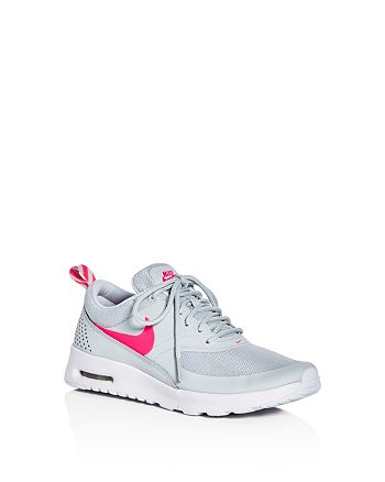 separation shoes 13026 bed92 Nike - Girls  Air Max Thea Lace Up Sneakers - Big Kid
