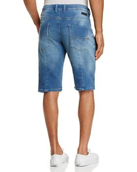 Diesel - Krooshort Slim Fit Denim Shorts