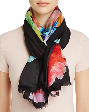 Echo Floral Blooms Tubular Scarf - 100% Exclusive