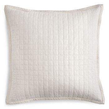 Hudson Park Collection - Natalya Quilted Euro Sham - 100% Exclusive