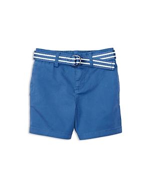 Ralph Lauren Childrenswear Boys Stretch Chino Shorts  Baby