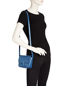 Olivia Clergue - Gisela Mini Leather Shoulder Bag