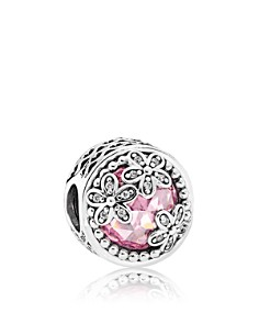 PANDORA Sterling Silver & Murano Glass Dazzling Daisy Meadow Charm - Bloomingdale's_0