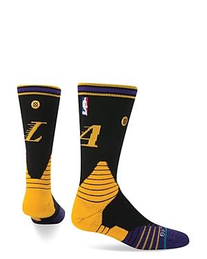 Stance Lakers Logo Crew Socks