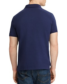 Polo Ralph Lauren - Cotton Mesh Custom Slim Fit Polo Shirt