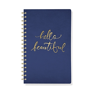 Fringe Hello Beautiful Spiral Journal