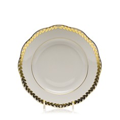 Herend Golden Laurel Salad Plate - Bloomingdale's_0