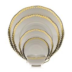 Herend Golden Laurel Dinnerware Collection - Bloomingdale's_0