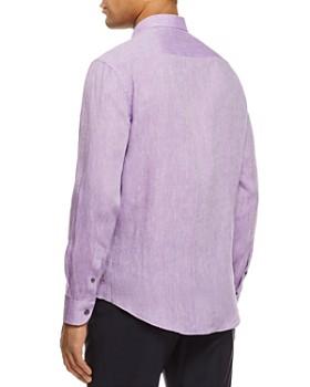 Armani Collezioni - Flax Regular Fit Button-Down Shirt