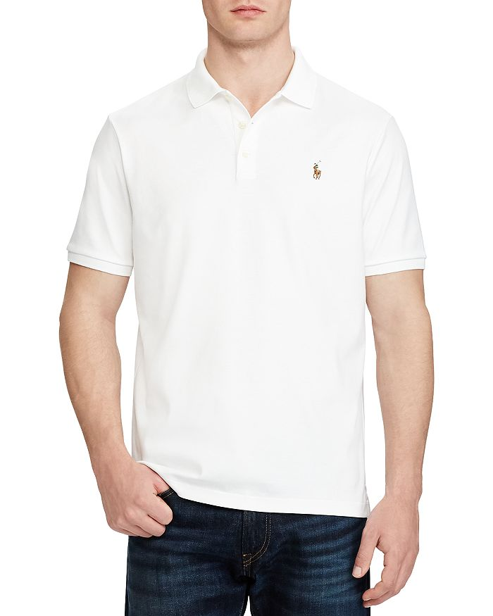 d542606f547a Polo Ralph Lauren Classic Fit Soft Touch Polo Shirt | Bloomingdale's