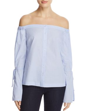 Likely Allington Off-the-Shoulder Top