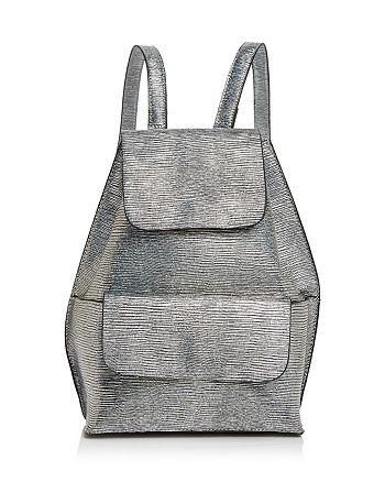 Street Level - Flap Embossed Backpack