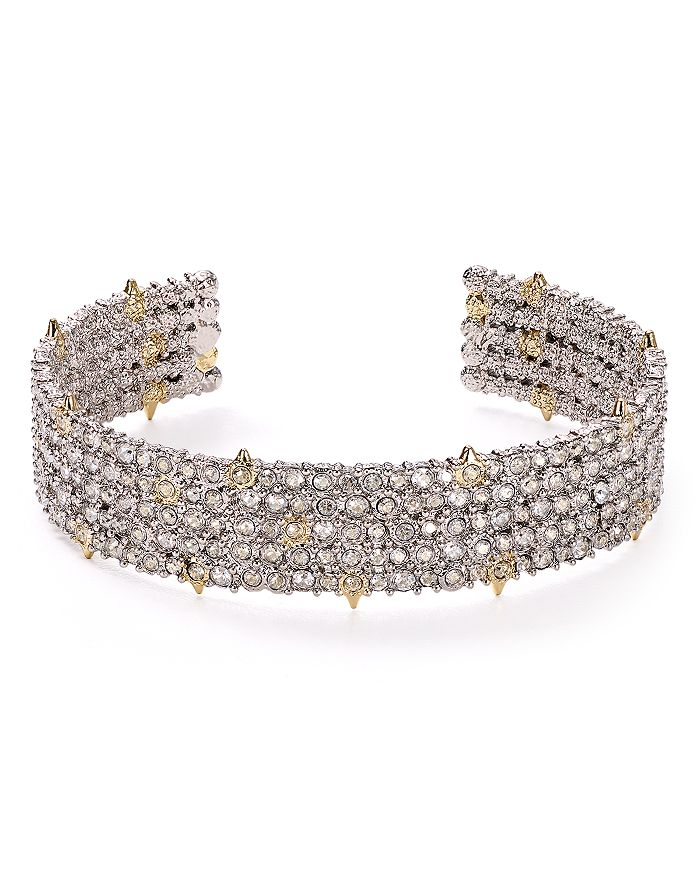 Alexis Bittar - Crystal Accent Lace Cuff