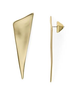 Alexis Bittar Gold Post Earrings