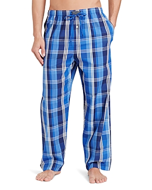 Polo Ralph Lauren Cotton Plaid Pajama Pants