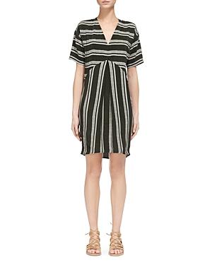 Whistles Josie Stripe Dress