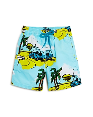 Vilebrequin Boys Jim Mini Moke Swim Trunks  Little Kid Big Kid